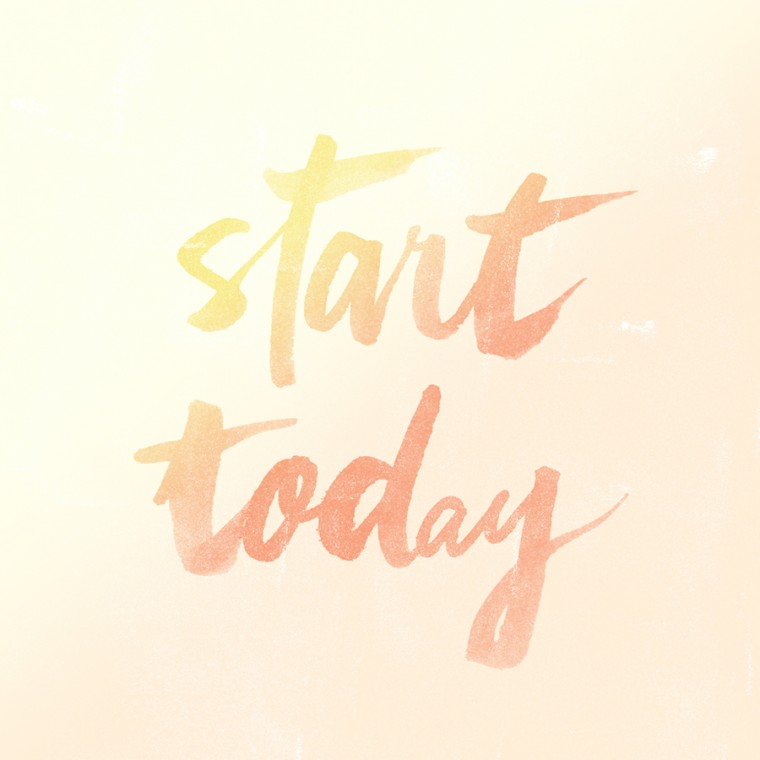 Motivation Start Today