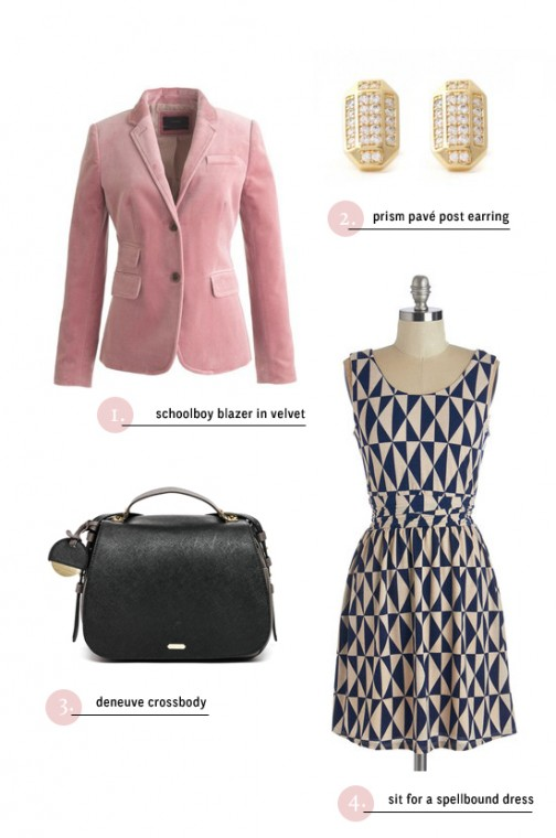 Feminine Professional Outfit