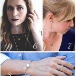 Delicate Modern Jewelry Style