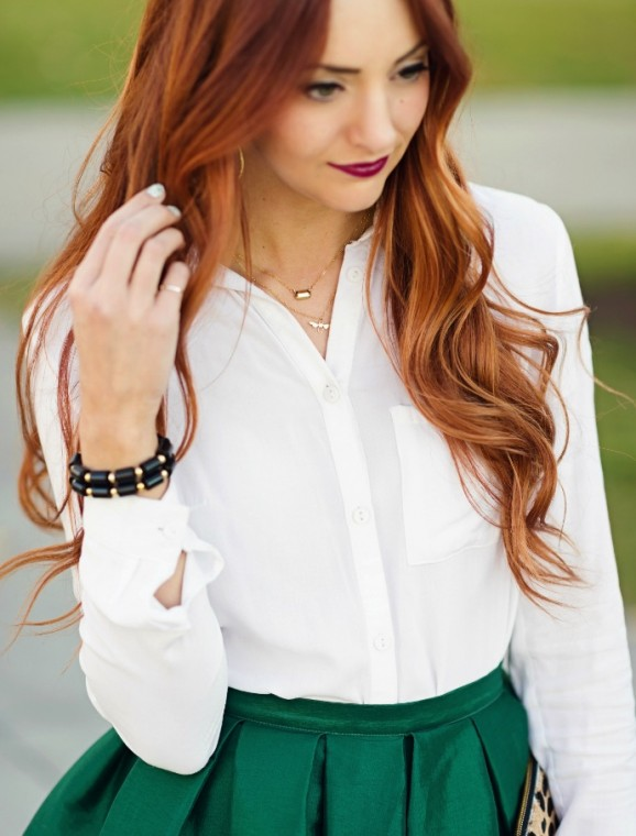 Fall Style Layer Necklace