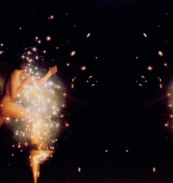 Sparkle Art Photography Fireworks