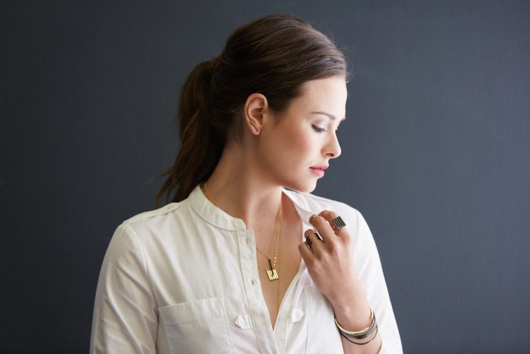Delicate Modern Necklaces for Layering
