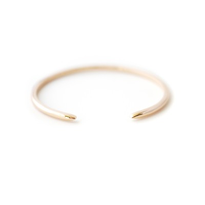 Rose Gold Direction Cuff