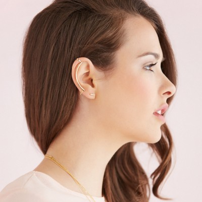 Diverge Ear Cuff