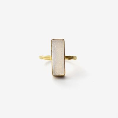 BAGUETTE - Angel Dust Ring