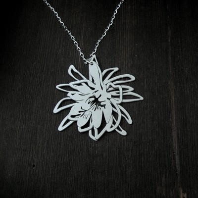 Large Cereus Necklace