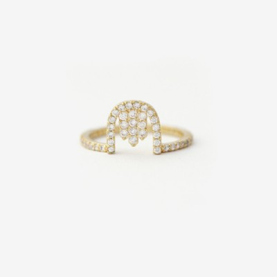 Treasures Pavé Ring