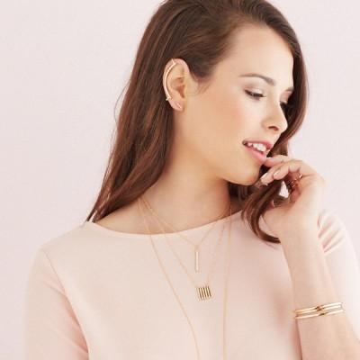 Mini Shield Necklace