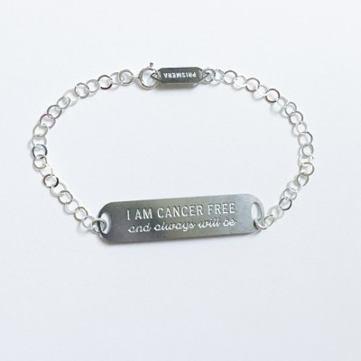 Cancer Free Bracelet [Limited]