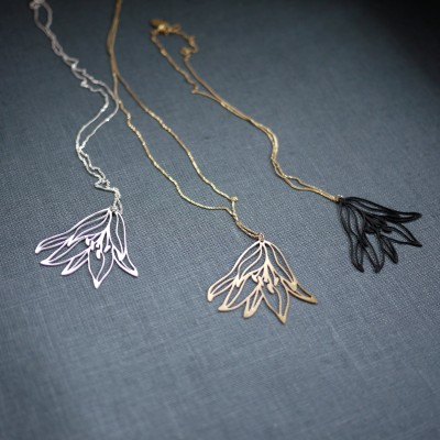 Tigerlily Necklace