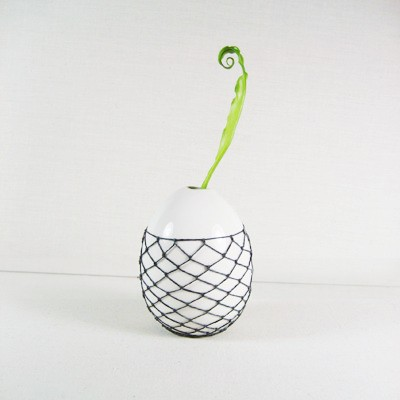 Prismera Design - Woven Bud Vase from prismeradesign.com