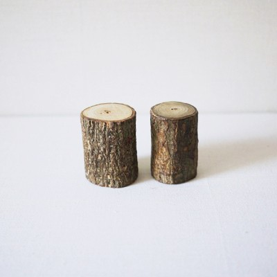 Salt and Pepper Logs