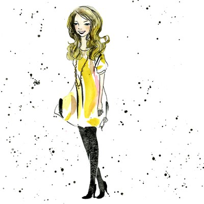 Fashion Illustration - CUSTOM PORTRAIT *UPDATED*