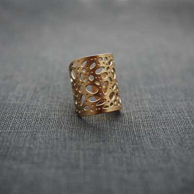 Seed Cuff Ring I