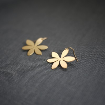 Small Woodruff Earring