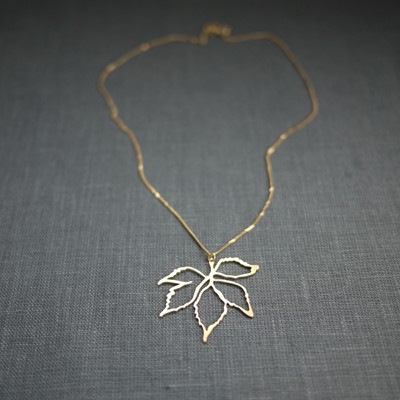 Virginia Ivy Necklace